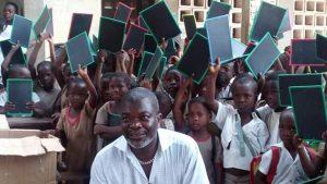 Bildungsprjekt in Togo