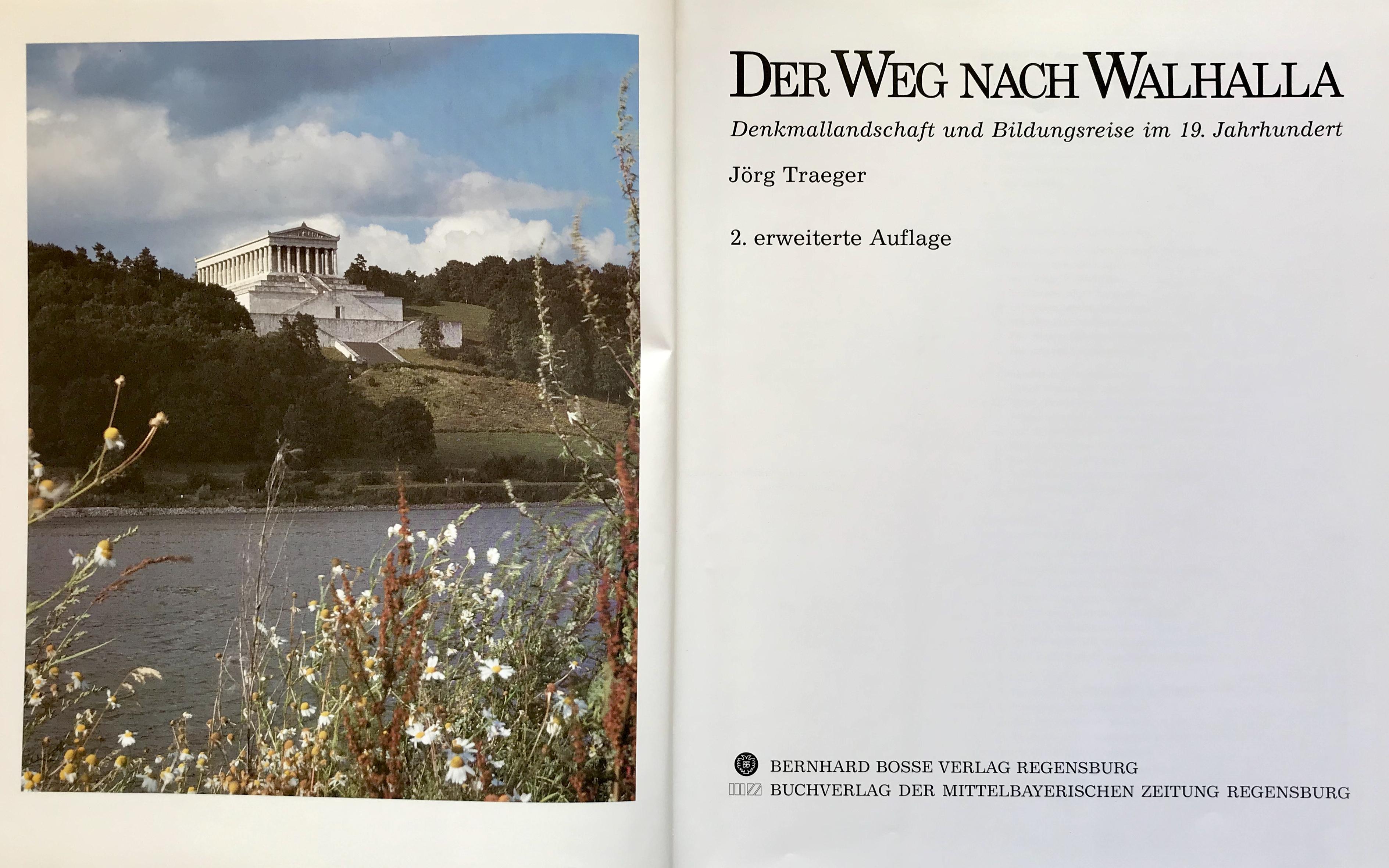 Der Weg nach Walhalla - Jörg Traeger 1991